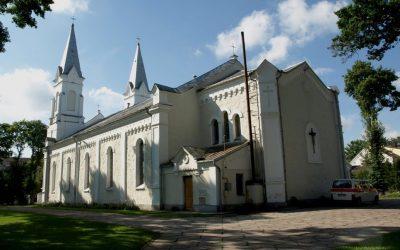 Pakruojo bažnyčia