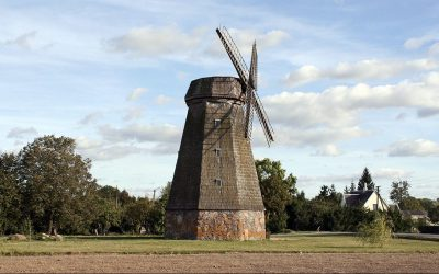 Stačiūnų vėjo malūnas
