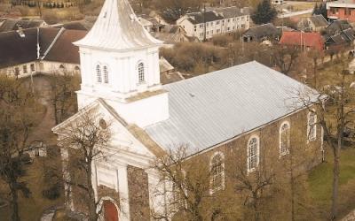 Žeimelio Šv. apaštalų Petro ir Povilo bažnyčia
