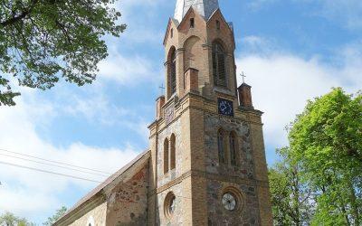 Žeimelio Liuteronų Evangelikų bažnyčia