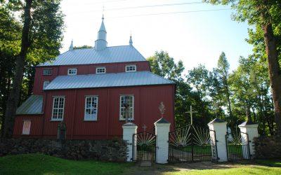 Lauksodžio Šv. Aloyzo bažnyčia