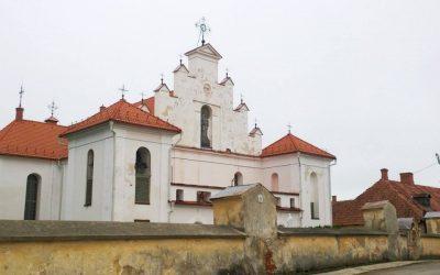 Linkuvos Švenčiausios Mergelės Marijos Škaplierinės bažnyčia ir Karmelitų vienuolynas