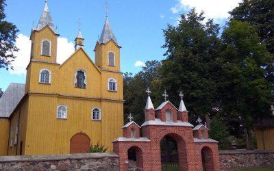Rozalimo Švč. Mergelės Marijos bažnyčia