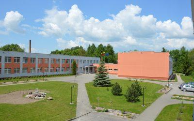 Žeimelio technologijų ir paslaugų mokyklos bendrabutis