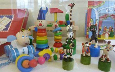Žaislų gamyba