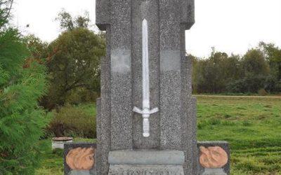 A. Vainausko kapas