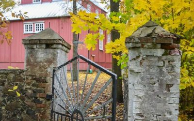 Bažnyčios vartai2