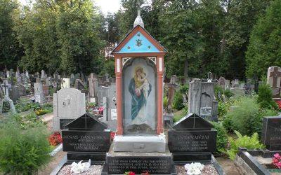 J. Danausko kapas