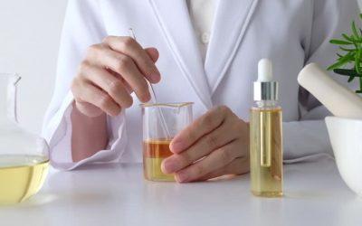 Kosmetikos gamyba