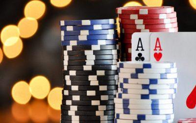 Loterijų ir azartinių žaidimų organizavimas