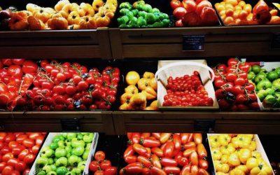 Maisto prekių parduotuvė