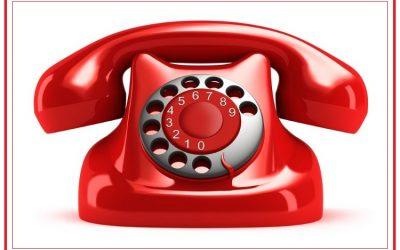 Pagalbos informacija ir telefonai