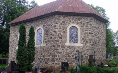 Lygumų kapinių akmeninė koplyčia